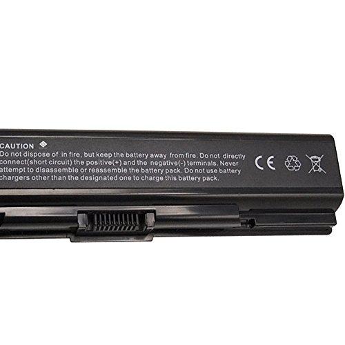 4e1a89e49dda Bay Valley Parts PA3534U-1BRS Battery for Toshiba Satellite PA3533U ...