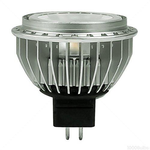 Cree MR16-50-30K-25D - 8.7 Watt - LED - MR16 - 50 Watt Equal - 2473 Candlepower - CRI 90 - 3000 Kelvin - 90 Color Rendering - 25 Deg. Narrow Flood