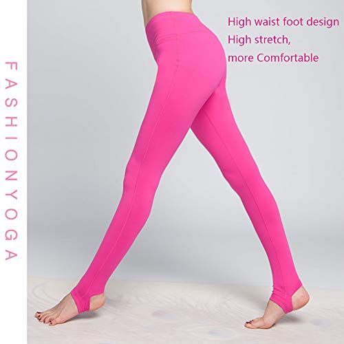 6e2b08a642bb7 Zhuoyue High Waist Women Yoga Pants Tummy Control, Workout Running Cotton  Yoga Pants