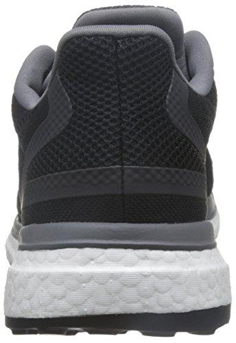 Réponse Adidas Mens Lt M, Noir / Gris / Blanc Noir / Gris / Blanc