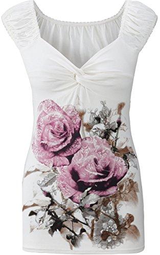 Angashion Womens Sleeveless T Shirt Blouses product image