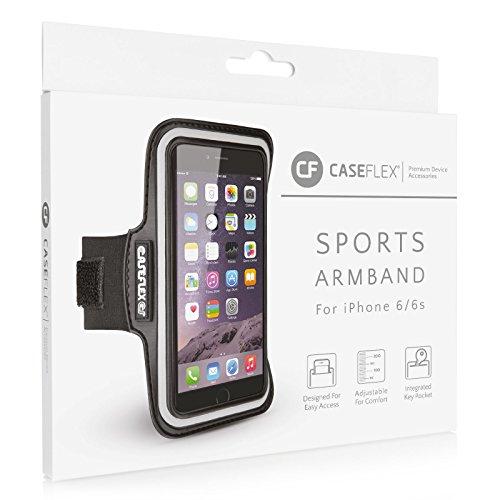 iPhone 6S / 6 Armband von Caseflex QtWpyhTfuZ