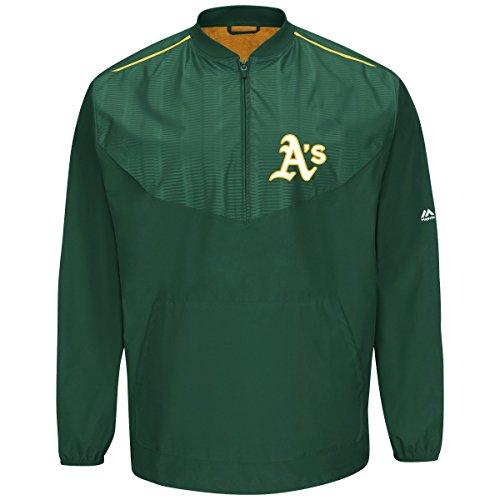 Oakland Athletics Authentic Cool Base (Oakland Athletics Majestic MLB Authentic Cool Base On-Field Training)