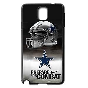 Sports Game NFL-Dallas Cowboys Logo For SamSung Galaxy S6 Case Cover Hard Case (black)
