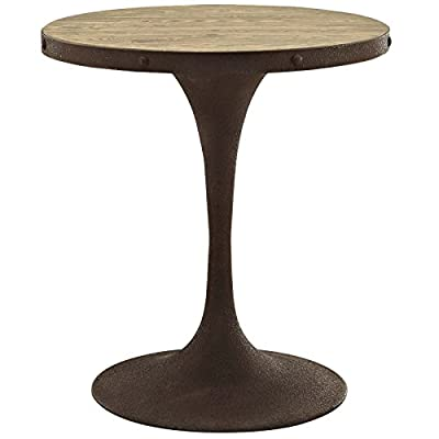 Modway Drive Wood Top Dining Table -  - kitchen-dining-room-furniture, kitchen-dining-room, kitchen-dining-room-tables - 41QIrH5GQqL. SS400  -