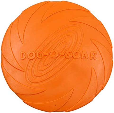 Sleeveli Dog Frisbee Dog Flying Disc Interactive Toy for Dog