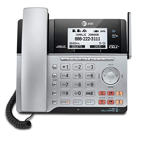 answering machine 2 line - 6
