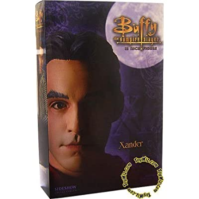 Sideshow Xander Harris 12 inch Action Figure from Buffy the Vampire Slayer: Toys & Games