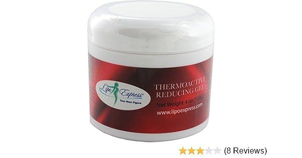 f5c97b7b41 Amazon.com   Lipo Express Cellulite Cream 4 Oz - Best Anti-cellulite Hot  Gel-cream
