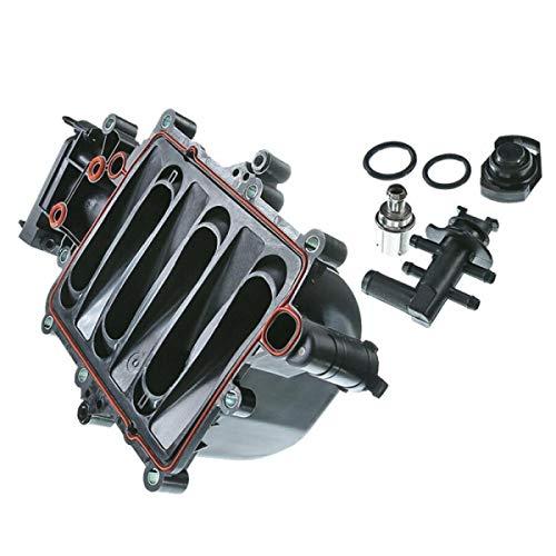 Upper Intake Manifold Gasket Set for Chevrolet Lumina APV Pontiac Trans Sport Bonneville Buick Regal LeSabre Oldsmobile