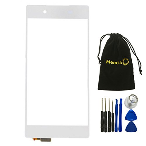 Touch Screen Digitizer Parts Replace Glass for Sony Xperia Z3 + TOOLS - 2