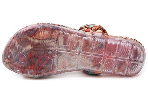 Bigtree Plates D'orteil Plage Transparent Weave Sandales Femmes Strass Souple Été Semelle Bling De Beige Bagues Chaussons dWIvqwYY