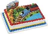 CakeDrake THOMAS the Tank TRAIN Coal Car Birthday Cake Decoration Party Topper Set Kit