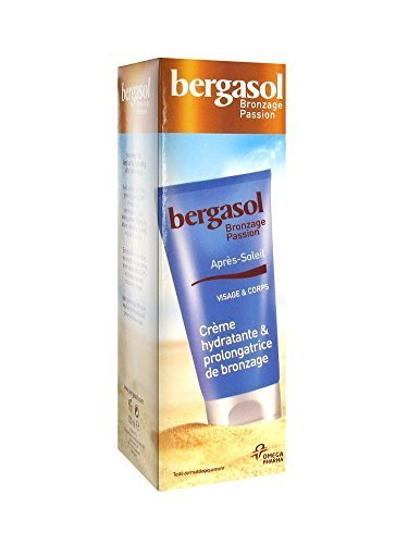 Bergasol After Sun Face and Body Cream 150 Ml by Bergasol