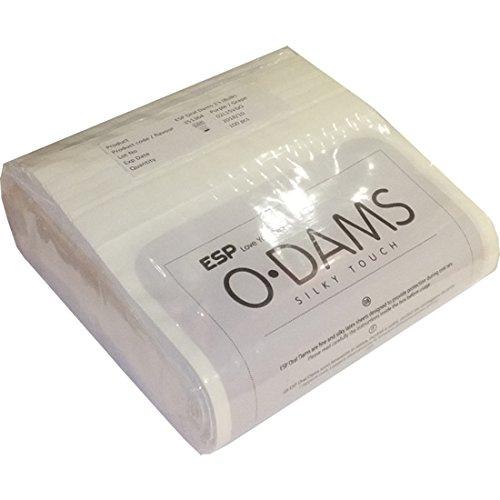 ESP Oral Dams «Grape» - 100 Latex-Schutztücher
