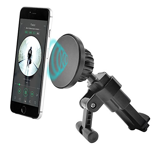 Car Mount - Thopeb Ultra-stable Magnetic Air Vent phone hold