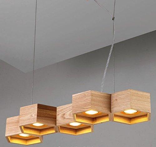 Lampadari In Legno Artigianali.Gs Ly Di Stile Europeo E Illuminazione Di Design Creativo Di