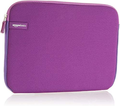 Frame Chamomiles Branches Leaves Lilac Petals Pattern Neoprene Sleeve Pouch Case Bag for 11.6 Inch Laptop Computer Any Laptop//Notebook//ultrabook//MacBook with Display Size 11.6 Inches