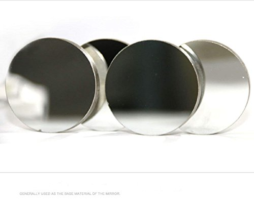 TEH-HIGH 3 pieces Diam 25mm Molybdenum (MO) Reflector lens for CO2 laser cutting by Ten-high