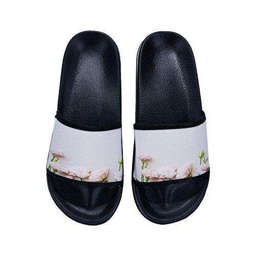 Pantofole 39 EU Nero Irma00Eve Donna D 6nwUadxqqT