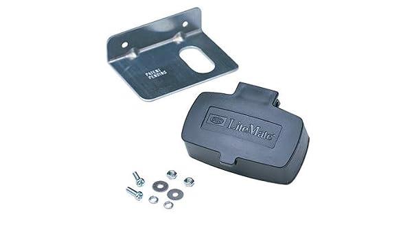 Hopkins 48755 4Wire Flat Mounting Box//Bracket Stobox