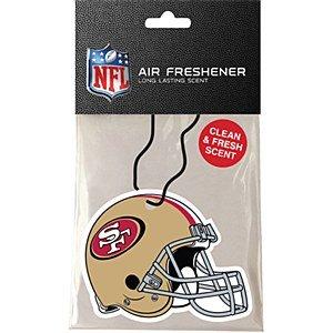 San Francisco 49ers Helmet Air Freshener