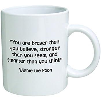 Amazon.com: Motivational Quote Novelty Coffee Mug: Kitchen & Dining