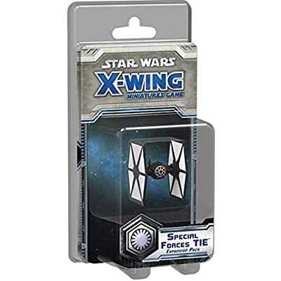Star Wars: X-Wing - Spl Forces TIE Fight: Toys & Games