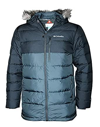 Columbia Men's Northridge Lodge 700 Fill Down Hooded Omni