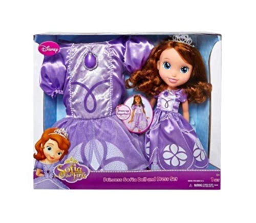 Sofia The First Doll 14