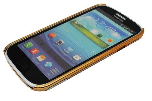 avci Base 4260310648071S-Line en chrome look Coque rigide pour Samsung Galaxy S3i9300/S3Neo i9301Argent