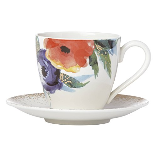 Lenox 869020 Passion Bloom Cup and Saucer