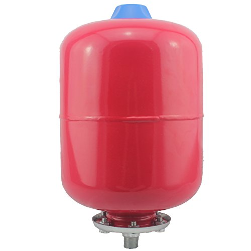 """Thermal Expansion Tank, Surge Tank, High Pressure 145 PSI, 5 gal. 1"""" Port for Boiler, Central Air Conditioner, Portable Water Heating and Solar Water Heating System"""