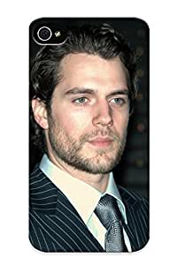 Iphone Cover Case - Henry Cavill The Latest Uperman Case Compatibel For Apple Iphone 4/4S Case Cover