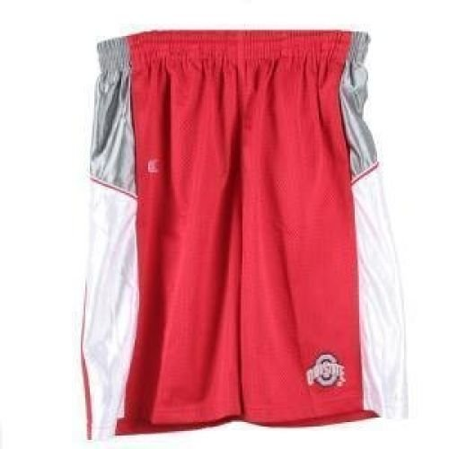 Ohio State Buckeyes Youth Colosseum Mesh Basketball Shorts - Youth - XL (20)