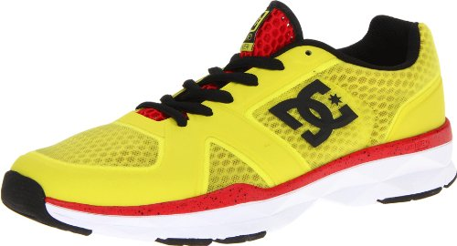 free shipping low shipping purchase sale online DC Shoes Mens Unilite Trainer M Running Shoes Jaune - Sulphur OI4lHs