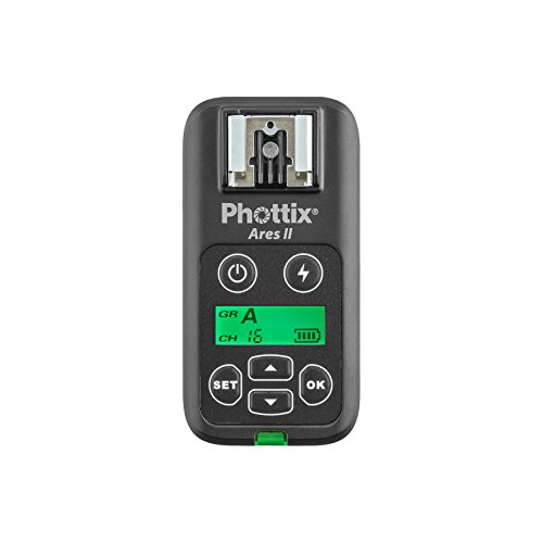 (Phottix Ares II Wireless Flash Trigger - Receiver Only (PH89551))