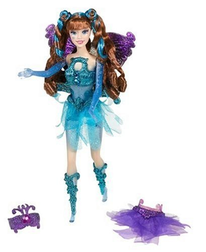 Mattel Barbie Fairytopia - New Glowing Fairy: Jewelia]()