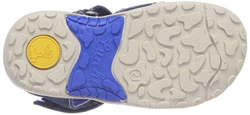 Lurchi Unisex-Kinder Maxy Sandalen Blau (Jeans Royal)