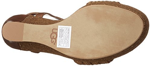 Women's Wedge UGG Brown Sandals Fitchie Australia ggpqxTEF