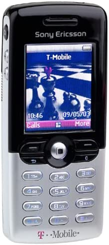 B0000AGRYX Sony Ericsson T610 Phone (T-Mobile) 41QJ14T3Q7L.