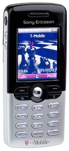 (Sony Ericsson T610 Phone (T-Mobile))