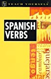 Teach Yourself Spanish Verbs 9780844236360