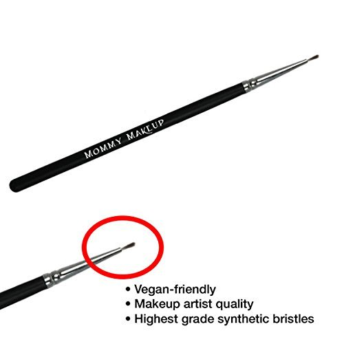 Mommy Makeup Pointed Eyeliner Brush by Mommy Makeup