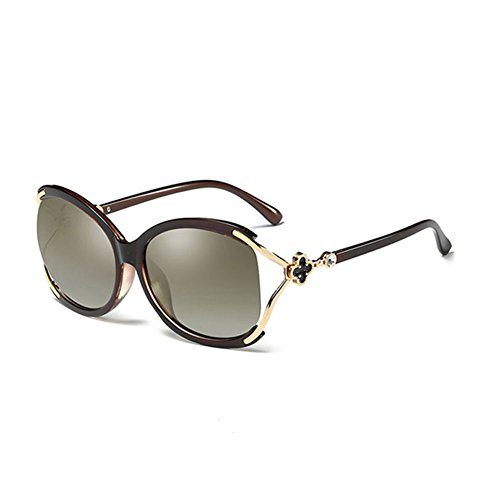 Elegant Classic Sunglasses Women Polarized Lens Square Frame Eyeglasses - Sun Glasses Ray Ben