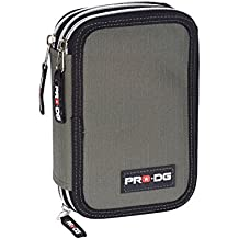 Pro DG Gray triple pencil case