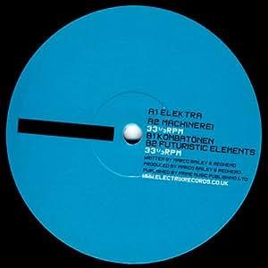 Marco Bailey&Redhead - Elektra - Electrix Records