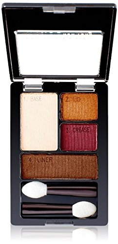 Sensual Shimmer (Maybelline New York Expert Wear Eyeshadow Quads, Sandstone Shimmer, 0.17 Ounce, (Pack of 2))
