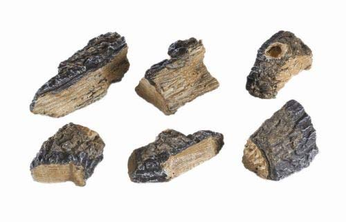 RH Peterson Co. 6 Charred Wood Chips - Case of 12