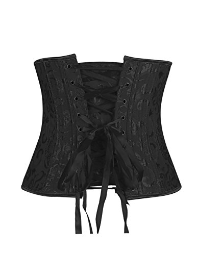 Burvogue - Corsé - para mujer Black1